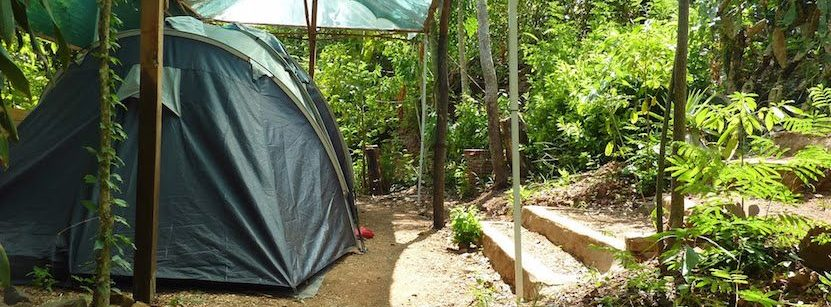 4 Campings em Foz do Iguaçu e Puerto Iguazu