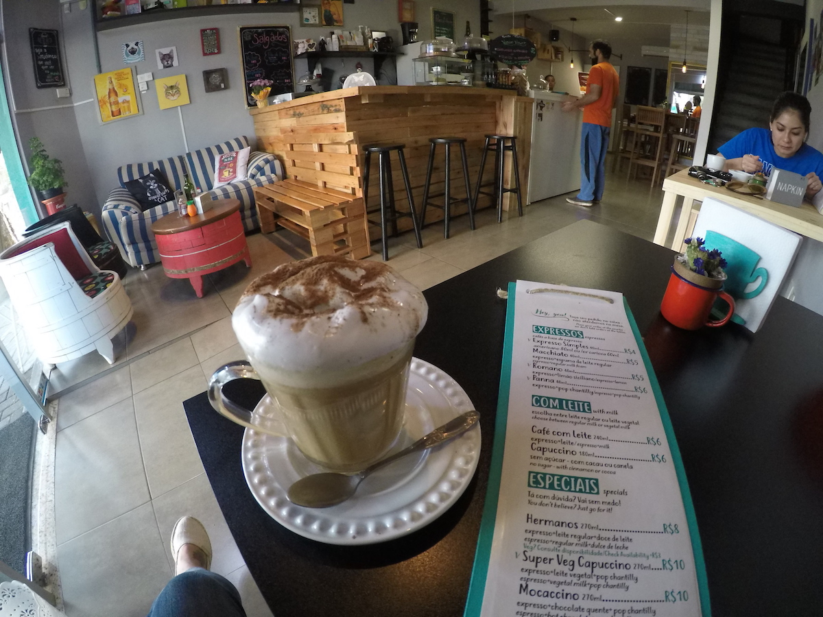 26 bons Restaurantes e Cafés em Foz do Iguaçu