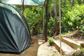 Camping na Argentina, em Puerto Iguazu