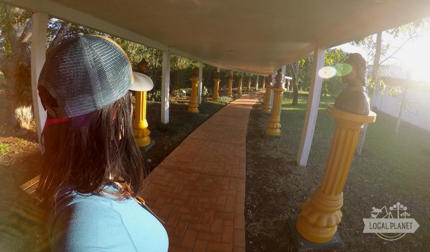 No campus da Conscienciologia em Foz do Iguaçu