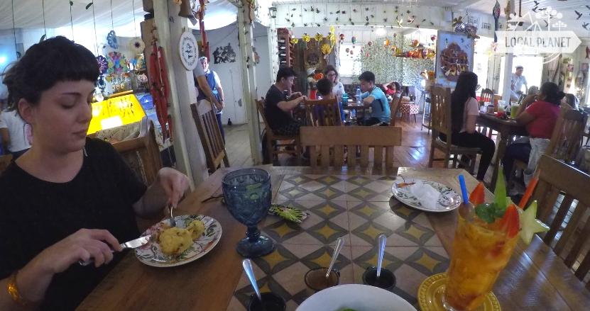 Restaurante e café Empório com Arte em Foz do Iguaçu