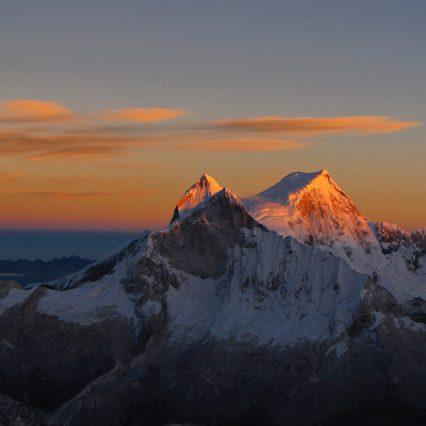 Roteiro America do Sul - Cordillera Blanca - Peru