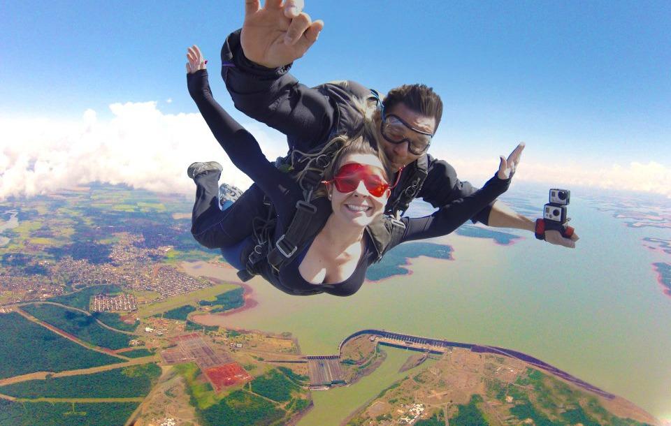 O que fazer Foz do Iguaçu: Skydive