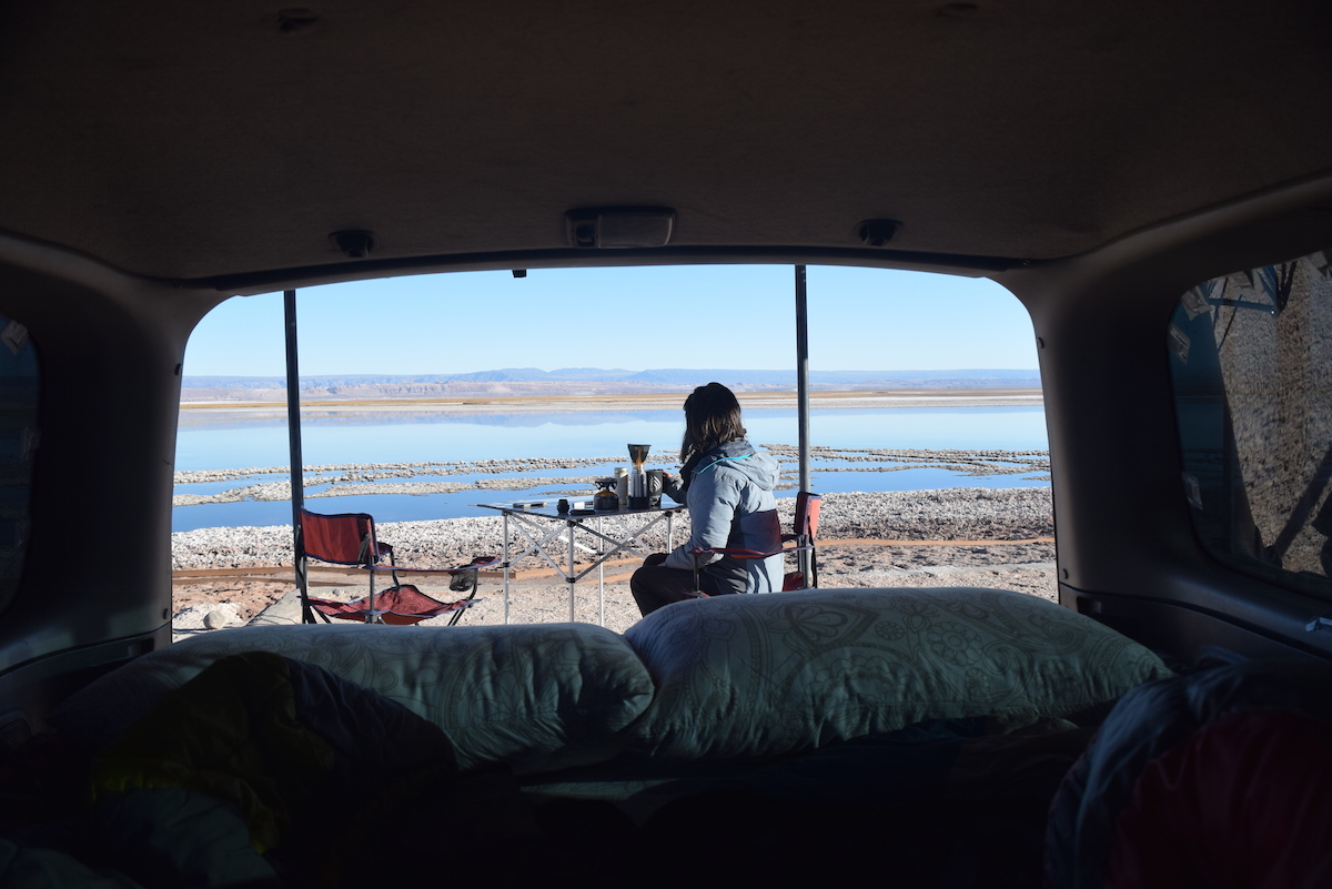 Conversion of Our Nissan Xterra into a Camper