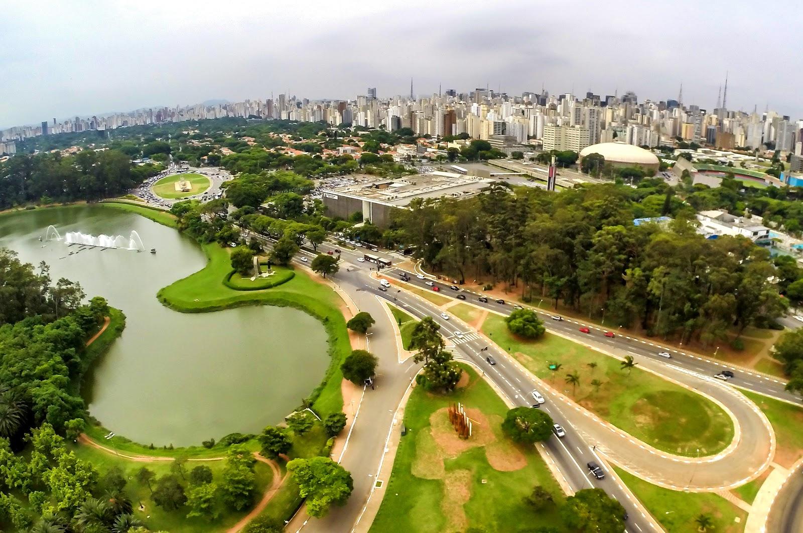 Resultado de imagen de parque do ibirapuera