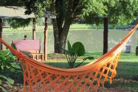 Camping em FOz do Iguaçu, no Hostel Nature