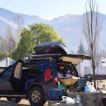 Conversão da nossa camionete Xterra em Camper