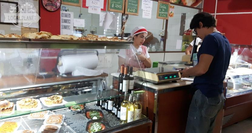 Restaurante La Mamma em Puerto Iguazu