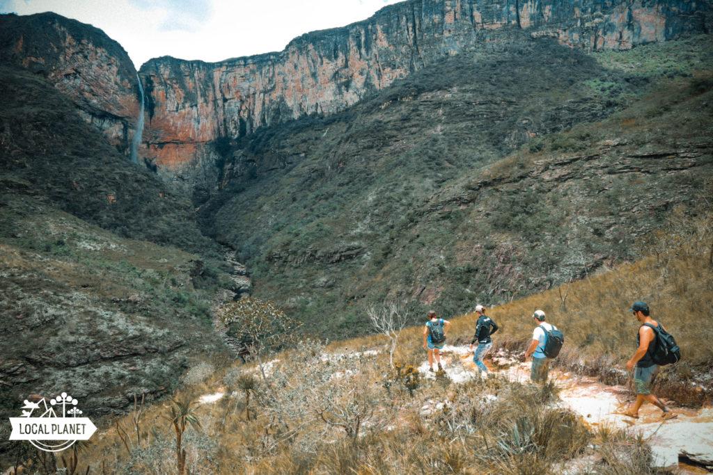 Cachoeira do Tabuleiro em Minas Gerais